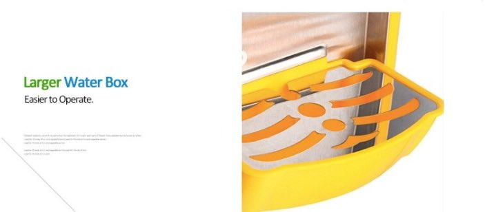 Mesin Slush (Es Salju) dan Juice - SLH01 4 tokomesin solo