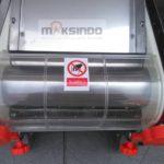 Jual Mesin Cetak Mie MKS-220 (Roll Stainless) di Solo