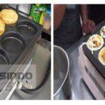 Jual Mesin Burger Telur Serbaguna (Gas- BURG9) di Solo