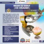 Jual Mesin Es Serut (Ice Crusher MKS-003) di Solo