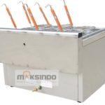 Jual Mesin Pemasak Mie 6 Lubang (Gas, MKS-PC6) di Solo