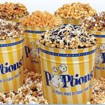 Jual Mesin Popcorn Gas (MKS-POP10) di Solo