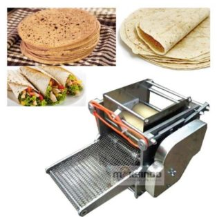 Jual Mesin Roti Tortilla/Pita/Chapati – TRT50 di Solo