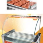 Jual Mesin Pemanggang Hot Dog (MKS-HD5) di Solo