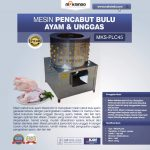 Jual Paket Mesin dan Alat Usaha Pemotongan Ayam di Solo