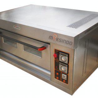 Jual Mesin Oven Roti Gas 2 Loyang (MKS-RS12) di Solo