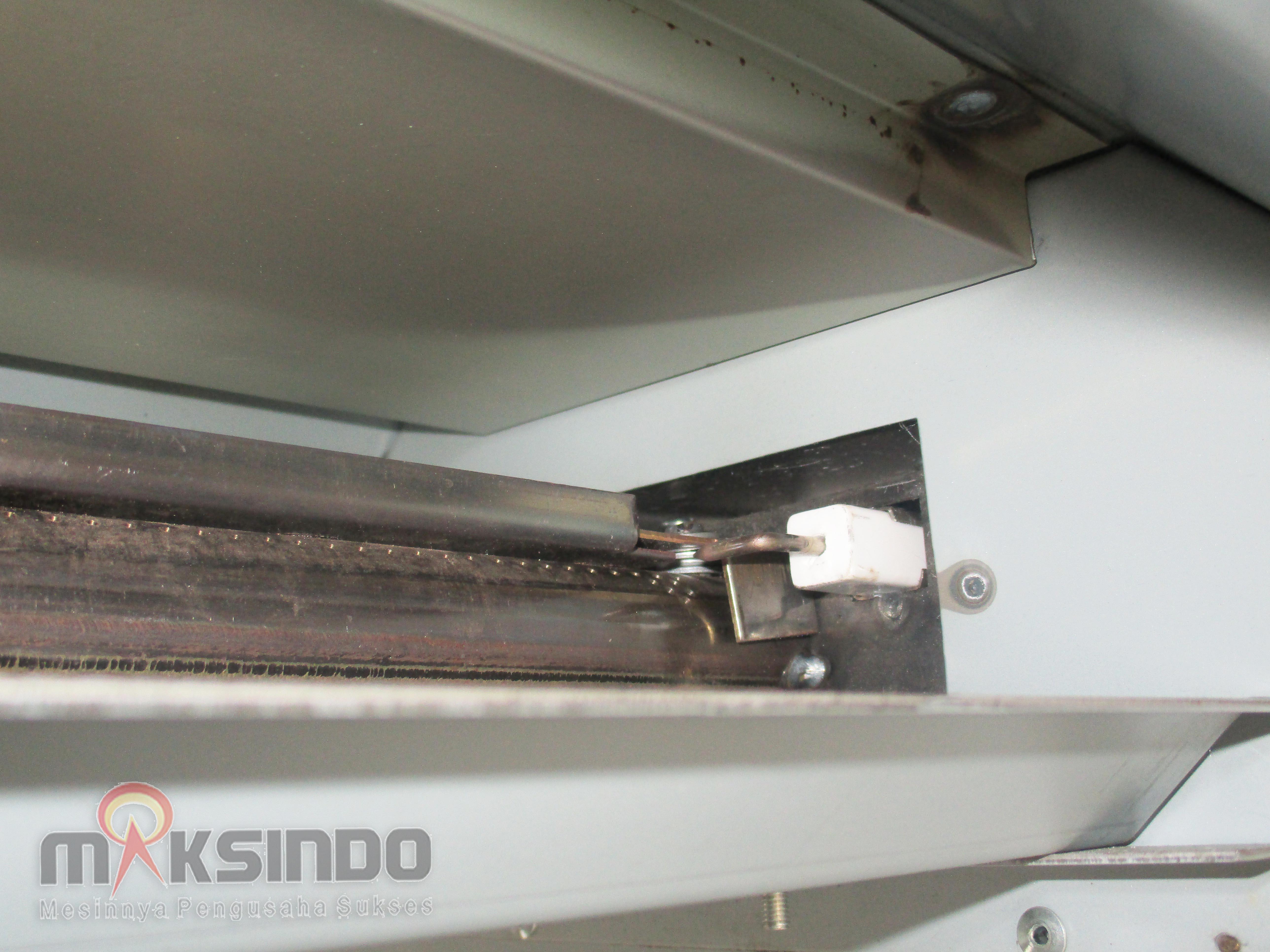 Jual Mesin Oven Roti Gas 2 Loyang MKS RS12 Di Solo