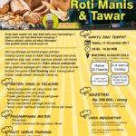 Training Usaha Roti Manis dan Tawar, 11 November 2017