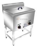 Jual Gas Deep Fryer 25 Liter 1 Tank (G75) di Solo
