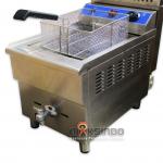 Jual Mesin Gas Fryer 17 Liter (MKS-181) di Solo