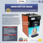 Jual Mesin Soft Ice Cream ICM766 (Panasonic Comp) di Solo