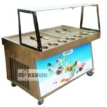 Jual Mesin Roll Fry Ice Cream RIC50x2 di Solo