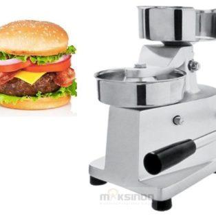 Jual Alat Pencetak Hamburger Manual (HBP15) di Solo