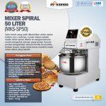 Jual Mixer Spiral 50 Liter (MKS-SP50) di Solo