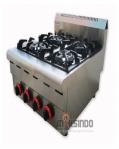 Jual Counter Top 4-Burner Gas Range di Solo