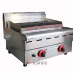 Jual Counter Top Gas Lava Rock Grill MKS-603GL di Solo