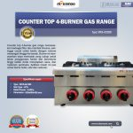 Jual Counter Top 4-Burner Gas Range di Solo