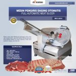 Jual Mesin Full Automatic Meat Slicer MKS-300A1 di Solo