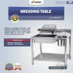Jual Breading Table MKS-BRT100 di Solo