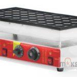Jual Mesin Mini Pancake Poffertjes 50 Lubang CRIP02 – Listrik di Solo
