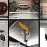 Jual Mesin Food Warmer Kue MKS-DW160 di Solo