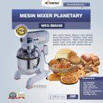Jual Mesin Mixer Planetary MKS-BM20B di Solo