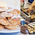 Jual Mesin Mini Pancake Poffertjes 25 Lubang CRIP25 – Listrik di Solo