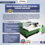 Jual Coding Machine MY-380F di Solo