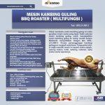 Jual Mesin Kambing Guling BBQ Roaster (GRILLO-LMB11) di Solo