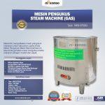 Jual Mesin Pengukus – Steam Machine (Gas) MKS-ST25G di Solo