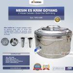 Jual Mesin Es Krim Goyang MKS-55BB Solo