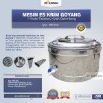 Jual Alat Es Krim Goyang MKS-55G di Solo