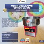 Jual Mesin Gula Kapas Cotton Candy (Gulali) di Solo