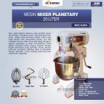 Jual Mesin Mixer Planetary 20 Liter (MKS-HLB20) di Solo