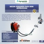 Jual Mesin Pemanen Padi AGR-PPD8 di Solo