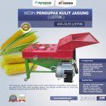 Jual Mesin Pengupas Jagung (Listrik) -JGU55 di Solo