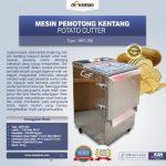 Jual Mesin Potato Cutter MKS-280 di Solo