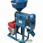 Jual Mesin Pengupas Gabah Menjadi Beras (Rice Mill) AGR-GRP80 di Solo
