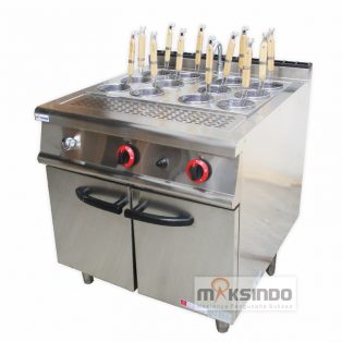 Jual Gas Pasta Cooker With Cabinet MKS-901PC di Solo