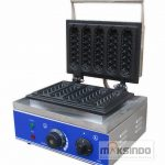 Jual Mesin Stick Waffle (hot dog wafel) – MKS-HDW5 di Solo