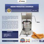 Jual Mesin Pencetak Churros MKS-CRS10 di Solo