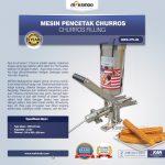 Jual Mesin Pengisi Churros (Churros Filling) MKS-PFL30 di Solo
