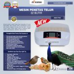 Jual Mesin Penetas Telur 32 Butir (AGR-TT32) di Solo