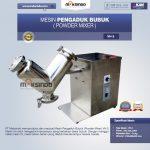 Jual Mesin Pengaduk Bubuk (Powder Mixer) VH-2 di Solo
