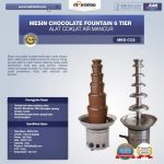 Jual Mesin Chocolate Fountain 6 Tier (MKS-CC6) di Solo