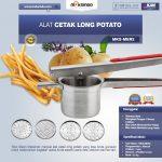 Jual Alat Cetak Long Potato MKS-MER2 di Solo