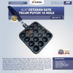 Jual Alat Cetakan Sate Telur Puyuh 16 Hole Ardin TKY16 di Solo