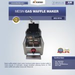 Jaul Mesin Gas Waffle Maker MKS-WF48 di Solo