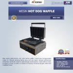 Jual Mesin Hot Dog Waffle MKS-HW5 di Solo
