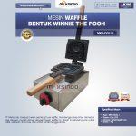 Jual Mesin Waffle Bentuk Winnie The Pooh MKS-DOLL1 di Solo